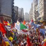 Plataforma reivindicativa del movimiento obrero uruguayo en este Día de los Trabajadores