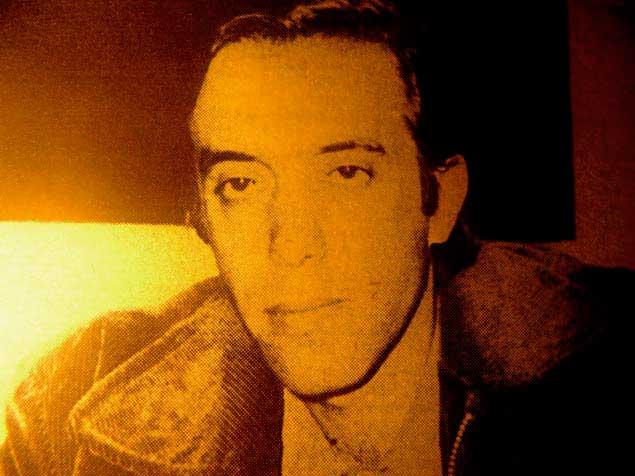 Héctor Amodio Pérez, hace 40 años