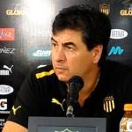 Peñarol va con ilusión a enfrentarse a Emelec por la Copa Libertadores