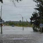 """Colorados denuncian que la Ciudad de San Ramón se inunda por lluvias y la Intendencia """"nada ha hecho"""""""