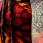 "Comenzó la 14ª exposición internacional de tatuajes en Roma: ""Tattoo Expo"""