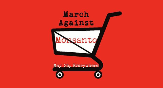 25 de mayo: Marcha Internacional contra Monsanto