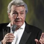 Cannes celebra a Alain Delon, leyenda del cine francés