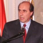 Amorin Batlle será proclamado en julio como precandidato presidencial colorado
