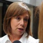 Ana Lía Piñeyrúa oficializa apoyo a precandidatura de Jorge Larrañaga
