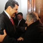 Presidentes Mujica y Maduro destacan importancia de Venezuela en el MERCOSUR
