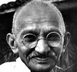 Rematan las sandalias de Gandhi por más dinero que todo el que tuvo en su vida