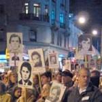 """Marcha del Silencio: """"En mi patria no hay justicia ¿quienes son los responsables?"""""""