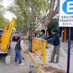 Transporte venderá algunas de sus propiedades para poder realizar obras de vialidad