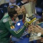 Chelsea gana 'in extremis' la Europa League ante un Benfica superior