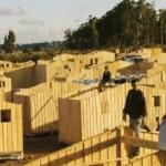 """PIT-CNT y """"Un techo para mi país"""" acuerdan trabajar juntos en viviendas"""