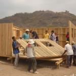 """PIT-CNT critica a """"Un techo para mi País"""". """"Si están aburridos que levanten ladrillos en el Plan Juntos""""."""