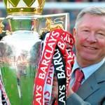 Alex Ferguson, con 38 títulos en 26 años, es el mejor entrenador del fútbol británico
