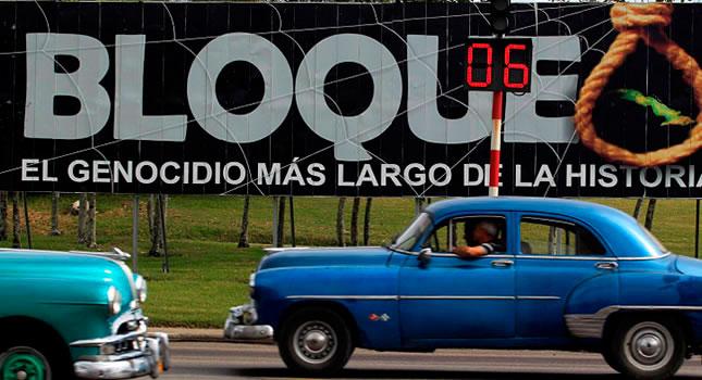 La ONU insta a Estados Unidos a que levante el bloqueo a Cuba