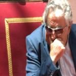"""Mujica recibe el premio """"Libertad Cortes de Cádiz"""" en emotiva ceremonia"""