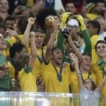 Brasil campeón tras golear a España
