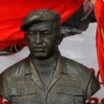 Cuba coloca busto de Chávez en Sierra Maestra, donde Castro lanzó su guerrilla