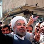 Moderado Rohani ganó elecciones presidenciales en Irán