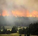 """Colorado: incendio """"fuera de control"""" deja miles de evacuados y fincas arrasadas"""