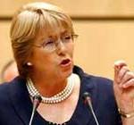 Bachelet propone gratuidad universal a nivel universitario en seis años