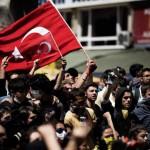 Sindicatos se suman a las protestas en Turquía tras seis días de manifestaciones