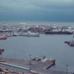 Barco chino fondeado en zona de cabotaje en Montevideo tras muertes de tripulantes