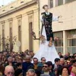 San Cono bate su propio récord: unas 30.000 personas acompañan la festividad
