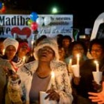 Mandela al borde de la muerte, oraciones por una muerte apacible