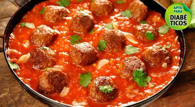 Alb ndigas de carne con verduras noticias uruguay - Albondigas de verdura ...