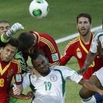España le ganó a Nigeria y espera a Italia en semifinales