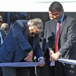 Mujica agradece a Chávez y trabajadores de ANCAP por planta de biodiesel de ALUR