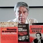 Amodio Pérez asegura que está tratando de decir lo que se le negó hace 40 años