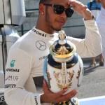 Hamilton ganó el Gran Premio de Hungría