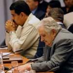 """Presidente Mujica: los europeos """"hicieron un papelón"""" y """"se comieron un tornillo"""""""