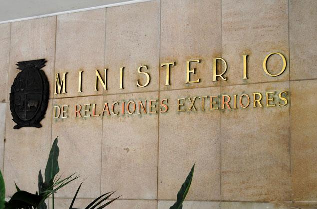 Uruguay y uni n interparlamentaria rechazan ruptura for Oposiciones ministerio de exteriores