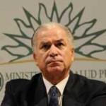 Ex ministro Venegas cobrará subsidio de 110 mil pesos mensuales por un año