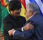Mujica destaca unidad latinoamericana por disculpas de Europa a Bolivia