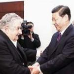 Celebran 25 años de relaciones comerciales entre Uruguay y China