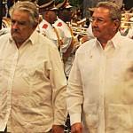 """Mujica en Cuba: """"Con respeto por la diversidad vamos a estar cada vez más cerca"""""""