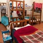 Ola polar: indigentes que rechazan los refugios se ven obligados a usarlos