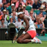 Serena Williams eliminada