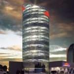 """Presentan revolucionaria obra en puerto de Montevideo: """"Torre Lobraus"""""""