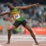 Bolt gana los 100 metros en Londres, se prepara para Moscú