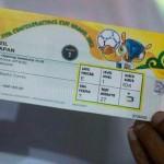 FIFA anuncia precios de boletos del Mundial Brasil-2014, que llegan hasta los 990 dólares