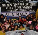 FUCVAM reclamó en Presidencia y Economía por tierras para viviendas