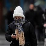 Advierten sobre ola de frio en madrugada del jueves