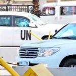 ONU pide tiempo para confirmar si hubo armas químicas, pero EE.UU ya decidió atacar