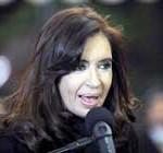 """Cristina Kirchner aboga por un Atlántico Sur """"de paz y libre de armas nucleares"""""""