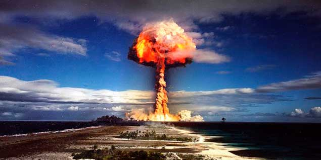 Resultado de imagen para desarme nuclear