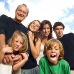 Familia tradicional representa 25,8% contra el 23,3 de hogares unipersonales